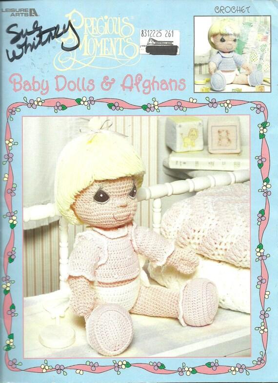 Preciosos momentos Crochet patrones para muñecos y los afganos ocio ...