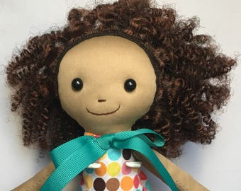 Brown Doll
