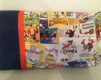Disney Oldtimes Travel Pillowcase