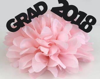 Graduation Centerpiece, Custom Graduation Decoration, 2018 College Graduation Centerpiece, High School Graduation Decoration, Graduation Cap