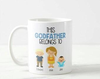This Godfather Belongs to Mug