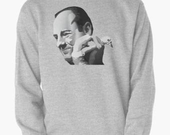 Tony Sopranos Holding Duck Sweatshirt