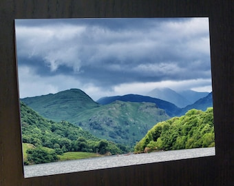 A Boathouse on Ullswater, Lake District A6 Greeting Card