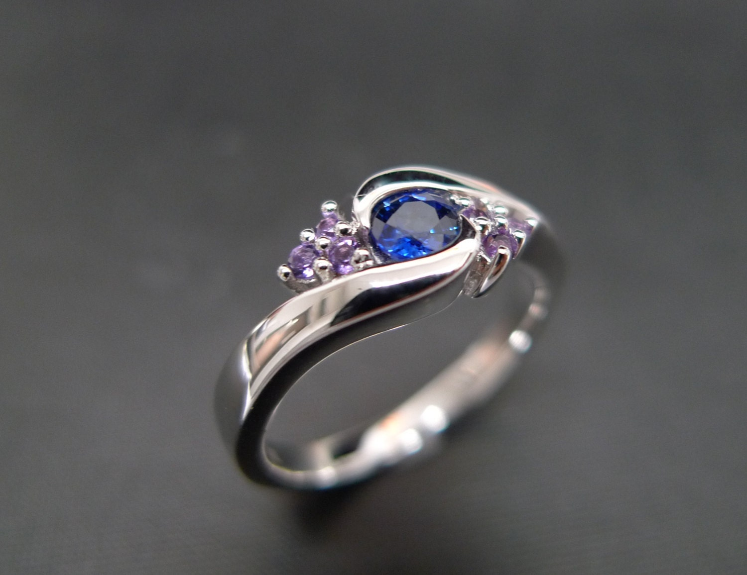 amethyst engagement products online uk silver purple shop rings ring