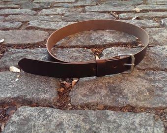 Horween Horsehide Leather Belt