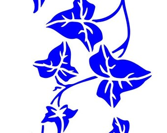 526 English Ivy stencil
