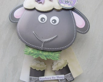 RW 24 (2). Baa-bara the sheep. 'Thank ewe!'