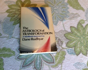 The Astrology Transformation a Multilevel Aprroach 1980 Edition