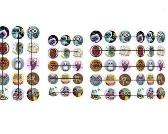 20 mm 18 mm 16 mm 18 x 13 mm plate digital print Imaging
