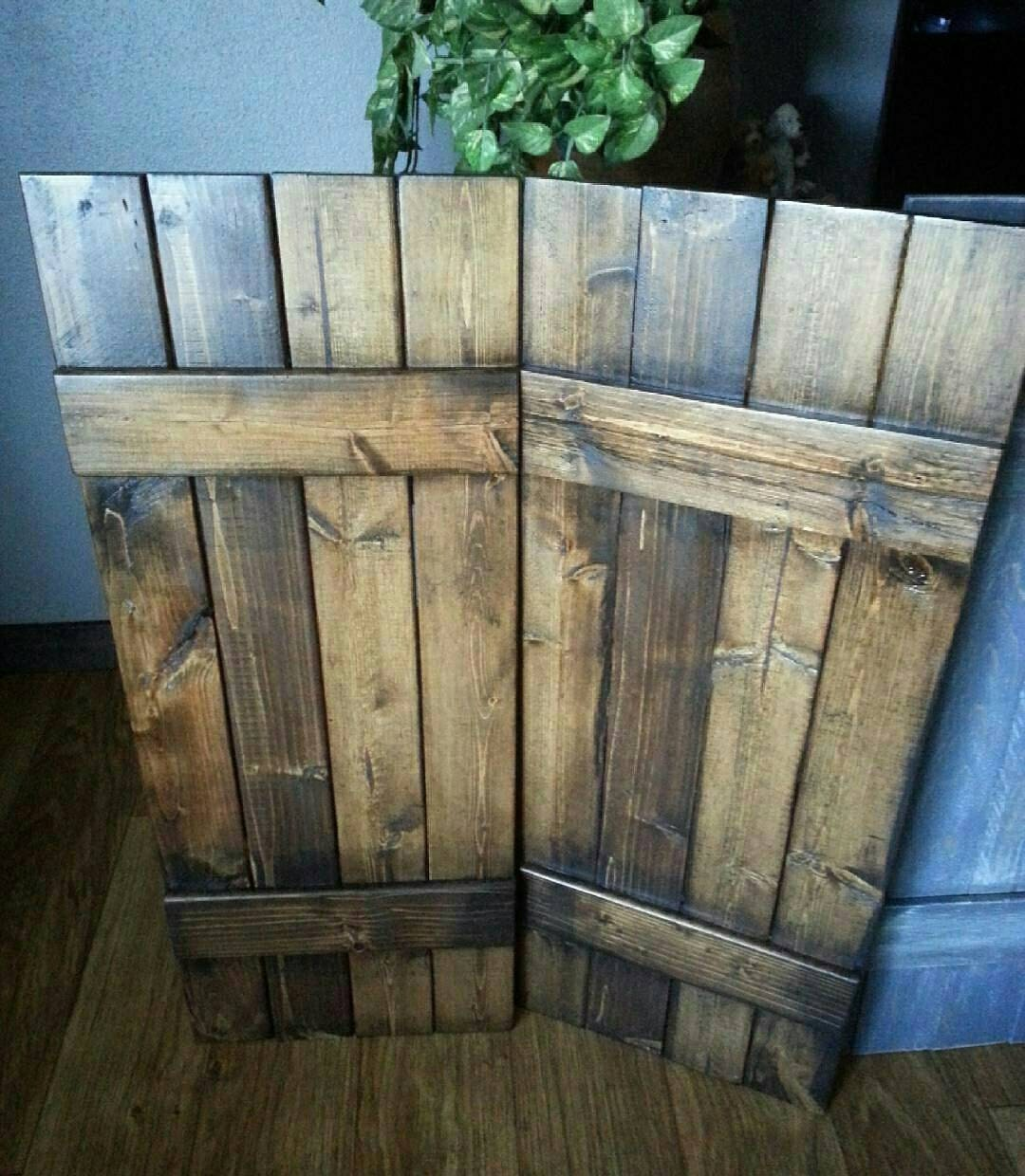 shutters headboards wooden kingdom interior the decor king decorative rustic wood decorgroot of groot home