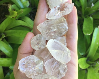 Clear Quartz Natural