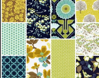 Queen Rag Quilt- Made to order Quilt,Twin Rag Quilt, King Rag Quilt, Modern Quilt, homemade Quilt, Blue rag quilt, Green quilt, yellow quilt