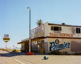 Video Rentals - Salton Sea