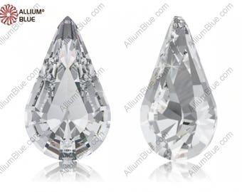 Swarovski 4328 - XILION Pear Shape Crystal Fancy Stone