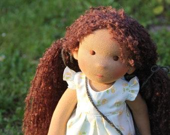 Jasmine, 15' (38 cm) waldorf doll