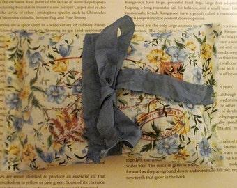 Lavender Sachet, French Lavender Sachet, Vintage French Market Floral Sachet, Handmade Sachet, French Blue Flowers Sachet ECS