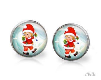 Earrings Sweet Christmas-2