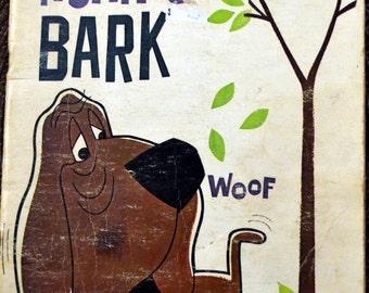 """5 for 10 Bucks Vintage  Children's Book  """"Noah's Bark""""  Get 5 books for 10"""