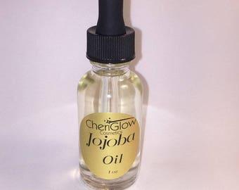 100% Pure Organic Jojoba Oil (1 oz.), Jojoba Oil