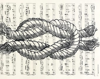 It's Knot Forever (Bach variant)