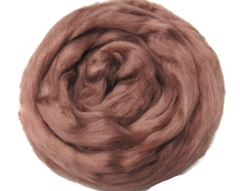 Viscose Fiber for felting ,spinning, paper making and art batts . color: Lace