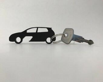Volkswagen Golf GTI Bottle Opener Keychain