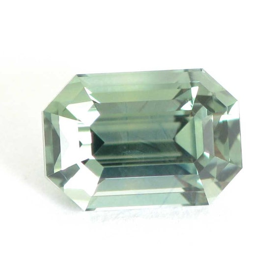 buy gemstone product light green unheated sapphire loose stone productdetail yellow