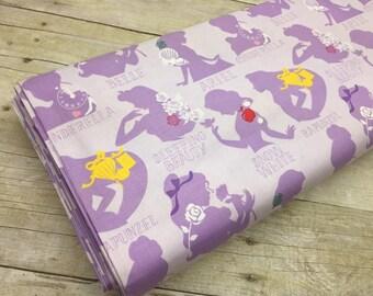 Camelot - Princess Cameo - 85100115-3 -Disney - Princesses - Snow White - Ariel - Rapunzel - Belle - Aurora - Cinderella - Lavender - Purple