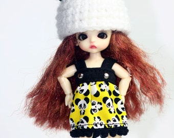 Felix brownie / Pukipuki  / lati white sp Outfits (Dress and hat)