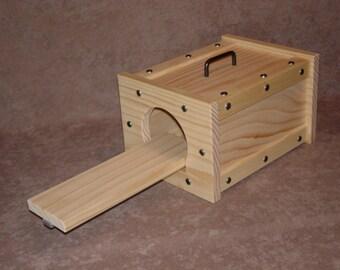Wooden Toy MRI