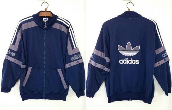 Vintage Trefoil Adidas Trefoil Track Jacket Big Vintage Logo Embroidery Big Spell 9fbeaf7 - immunitetfolie.website