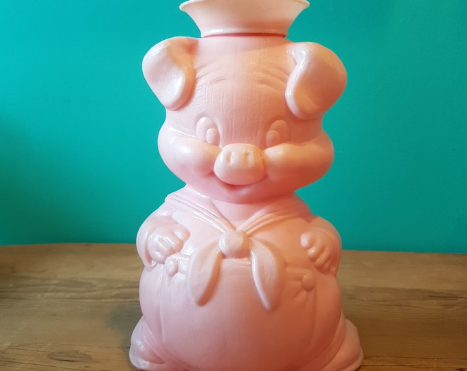 Sailor Pig Bank - Beacon Plastics - Canada