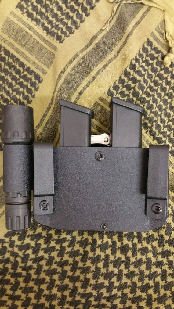 Double Magazine And Handcuff Holder Glock 4141 Double Magazine Pouch WCuffpouch Peerless41 and 13