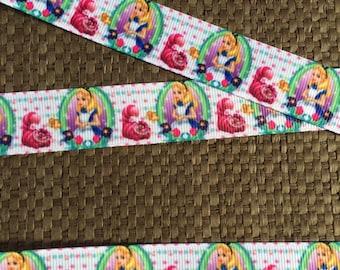 Alice in Wonderland Ribbon