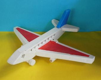 Toy Jetliner Airplane