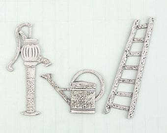 Metal Garden- Shabby Chic Treasures