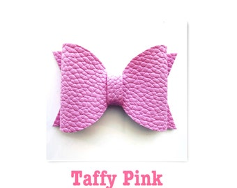 Taffy Pink Daily Bow