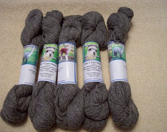 Alpaca Yarn – Charlotte, Maybelline, and Hurrah (2 ply sport weight)