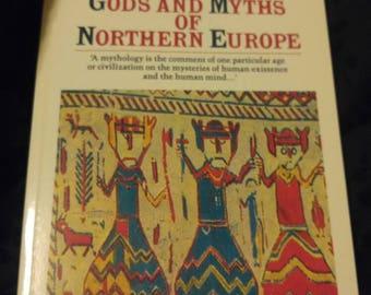 Gods and Myths of Northern Europe - H.R. Ellis Davidson - Book