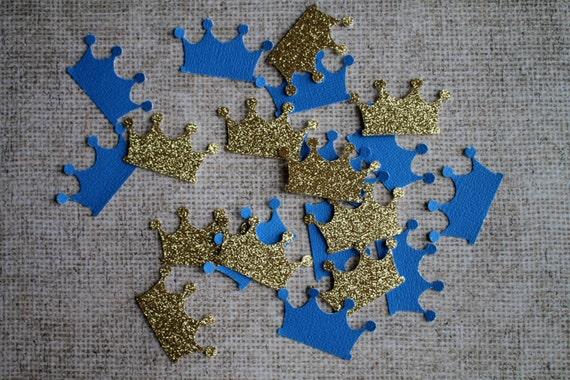 Confeti de corona de prncipe prncipe cumpleaos decoracin gumiabroncs Gallery