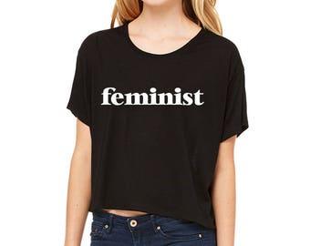 Feminist Shirt. Feminist Shirt. Feminist Tee. Feminist AF. Women's Clothing. Women's Tee. Gift for Feminist.
