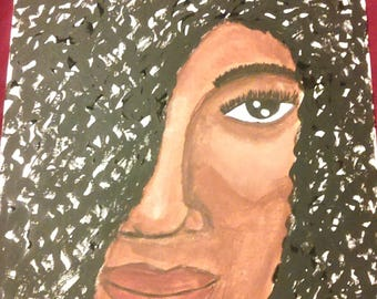 Acrylic Painting: The Close Up