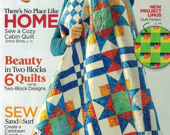 Quiltmaker - January/February 2018 Issue