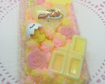 Pastel ready to ship iPhone X Decoden Case