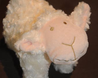"""decorative plush """"sheep Heidi"""""""