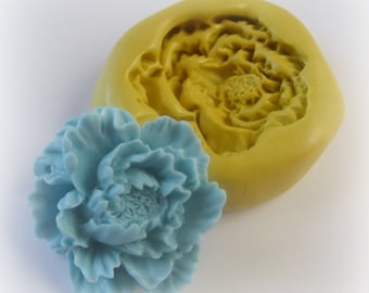 Large Flower Mold Silicone DIY Cabochons Mould