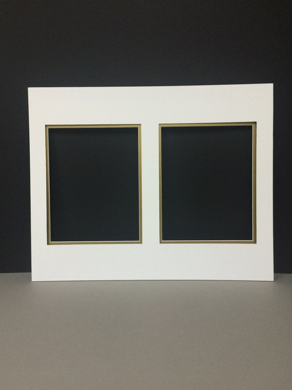 16x20 Double Picture Mats For 2 8x10 Pictures Over 30