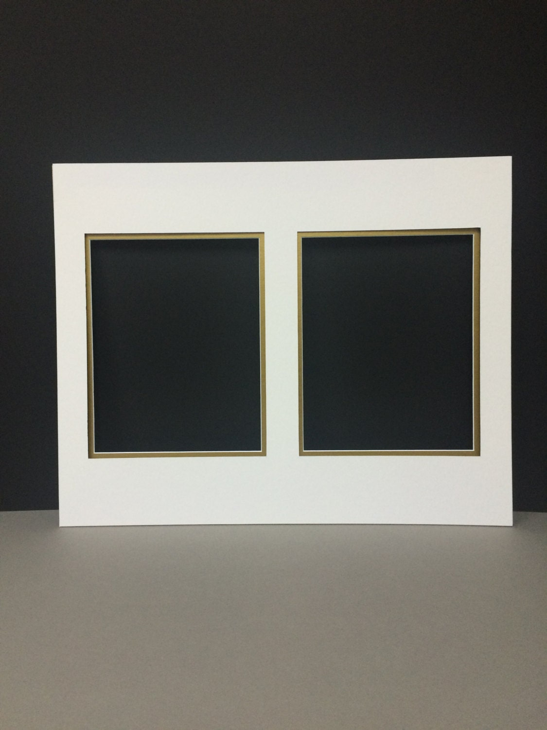 zoom - Double 8x10 Frame