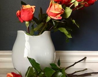 1930's Royal Haeger Vase, Gray, Haeger Pottery