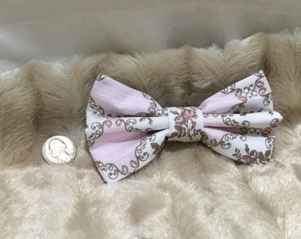 Medium Lolita Hairbow Pink Sweet Lolita